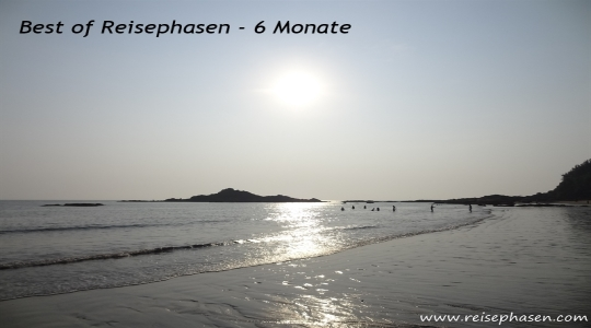 Best of Reisephasen – 6 Monate
