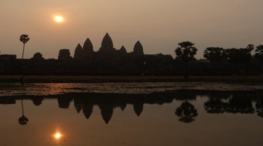 Kambodscha - März 2015
